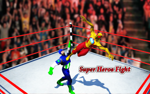 [Download Grand Superheroes Ring Battle for PC] Screenshot 11