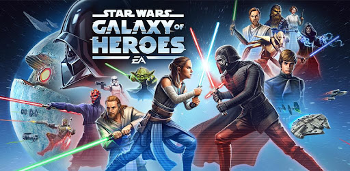 Star Wars Galaxy Of Heroes 0.14.415365 Mod Unlimited Energy