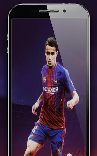 Philippe Coutinho HD Wallpapers - Barcelona 1.0.0 screenshots 3