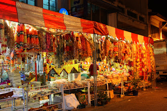 Photo: Year 2 Day 107 -   Stall in Little India