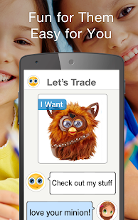 KidsTrade: Trade With Friends- screenshot thumbnail