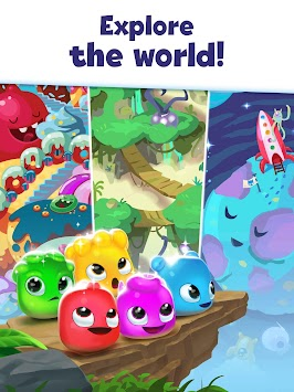Jelly Splash - Line Match 3 APK screenshot thumbnail 14