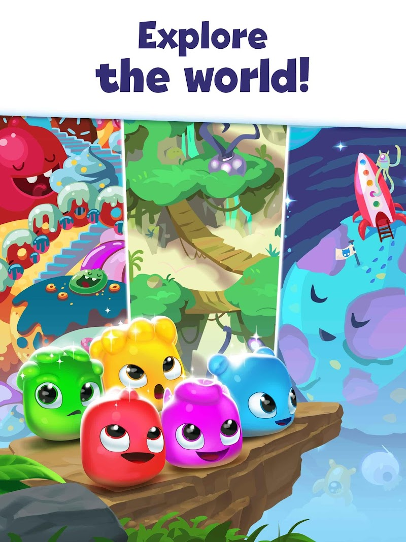 Jelly Splash Match 3: Connect Three in a Row Screenshot 13