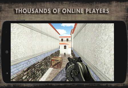 Gun Strike Online FPS- screenshot thumbnail