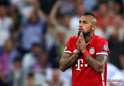 Bayern Munich- Real Madrid : Vidal réagit au tirage