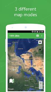 100% Qibla Finder - náhled