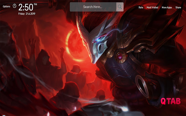 Yasuo Wallpapers HD Theme