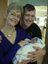 Photo: Three generations!