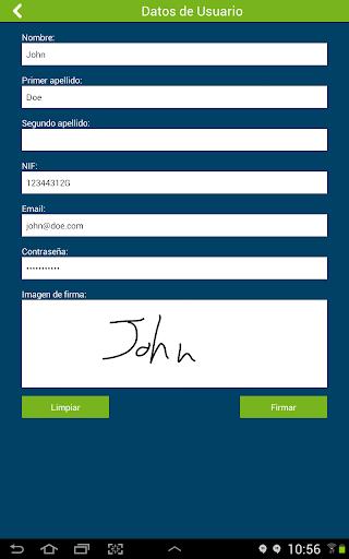 ViDSigner Mobile Enroll
