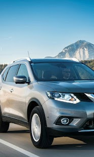 New Wallpapers Nissan X Trail 2018 - náhled