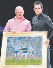 Photo: Club Presentation to All Star Conor O'Mahony