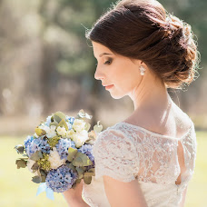 Wedding photographer Irina Spicyna (irinaspitsyna). Photo of 04.05.2016