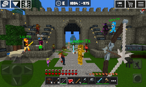 Multicraft: Block Craft Mini World 3D apkdebit screenshots 7