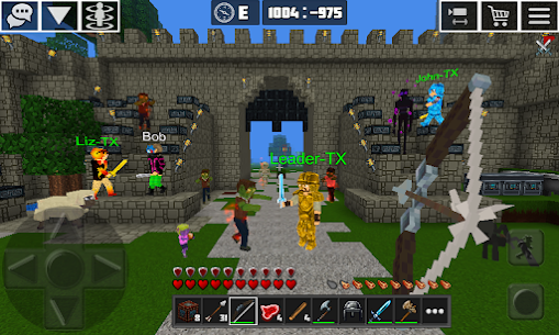 Multicraft with skins export to Minecraft Apk Latest Version Download For Android 7