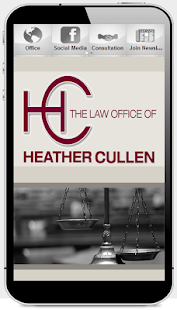 Heather Cullen Law- screenshot thumbnail