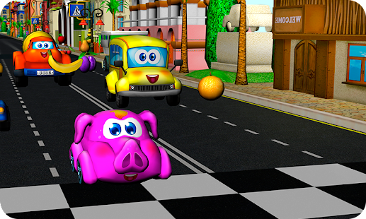 Kids - racing games APK for Blackberry | Download Android APK GAMES