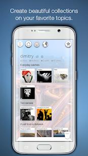 Pearltrees-organizeanything - screenshot thumbnail