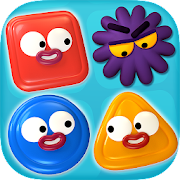Soap Dodgem: Sliding Bubble Puzzle Game