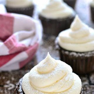 Chocolate Coconut Cupcakes.
