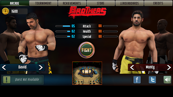 Brothers: Clash of Fighters- screenshot thumbnail