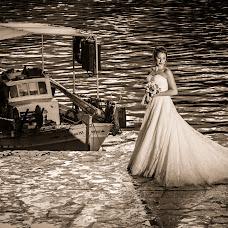 Wedding photographer Kostas Sinis (sinis). Photo of 26.07.2018