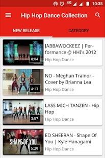 Hip Hop Dance Collection - náhled