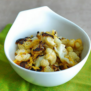 The Best Roasted Cauliflower of Your Life.