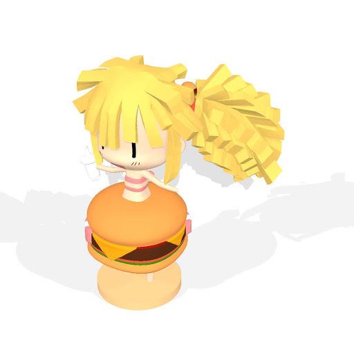 バーガーセットちゃん