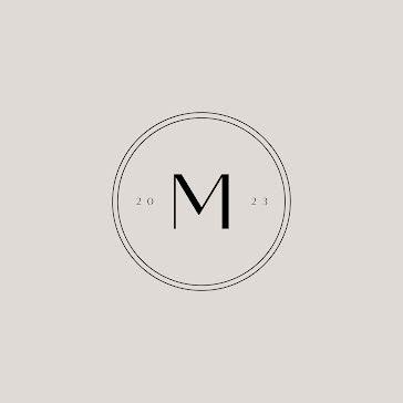 2023 M - Logo template