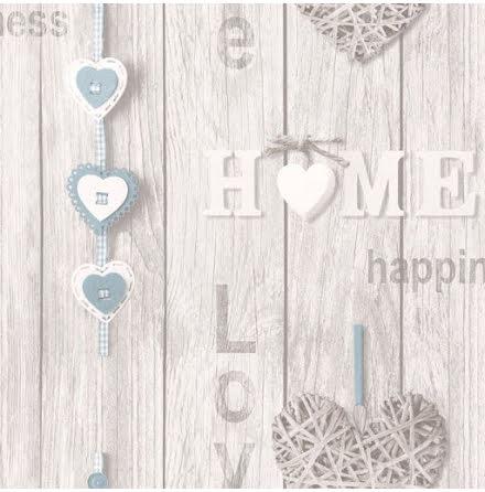 Fine Decor Love Your Home Tapet