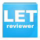 LET Reviewer (app)