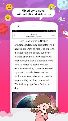 Joylada - Read All Kind of Chat Stories  Wallpaper 6