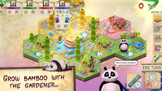 Takenoko: the Board Game – Puzzle & Strategy 2