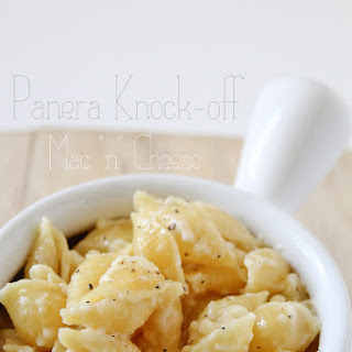 Knock-Off Panera Mac 'n' Cheese!