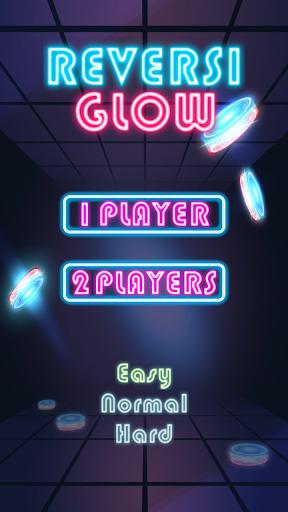Reversi Glow - Othello game 1.3 screenshots 2