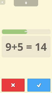 Number Ninja - Math Workout- screenshot thumbnail