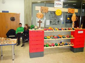 Photo: prodej na Pedagogické fakultě