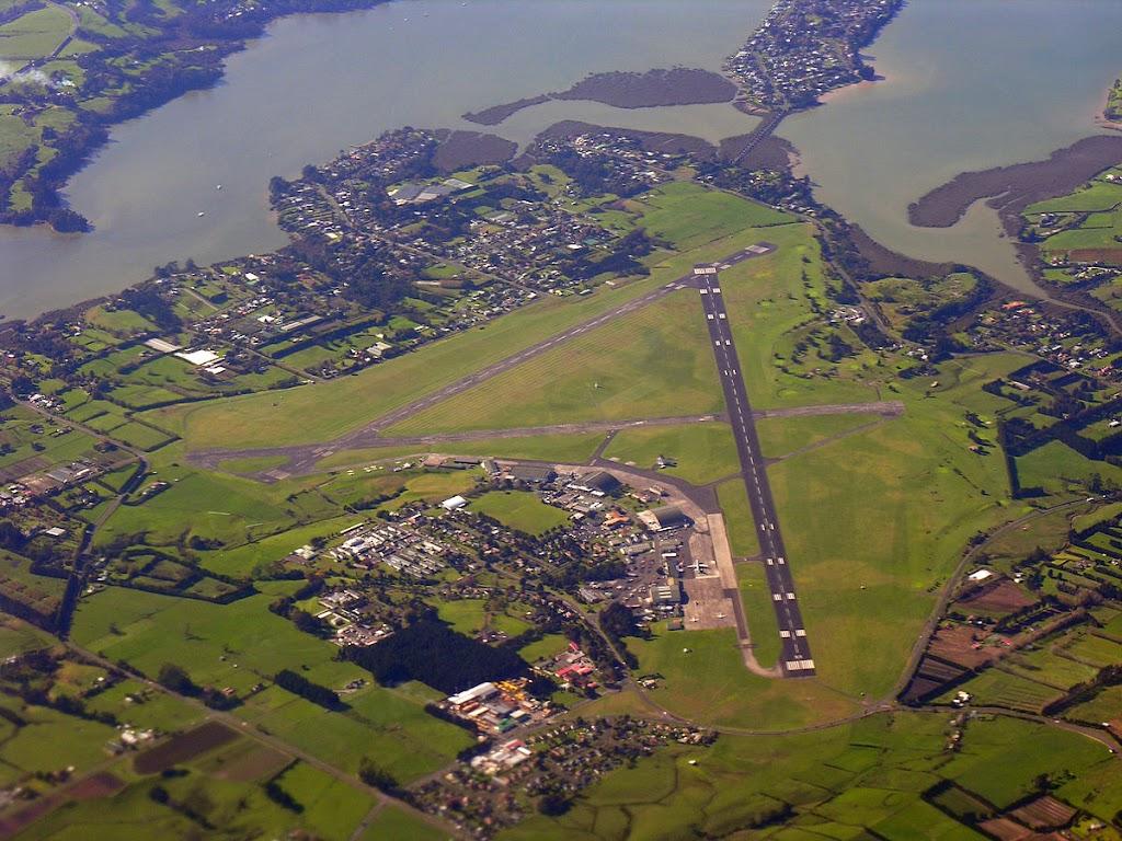 RNZAF Base Auckland