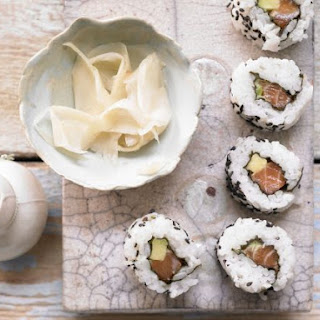Salmon Sushi Recipes