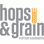 Logo of Hops & Grain River Beer