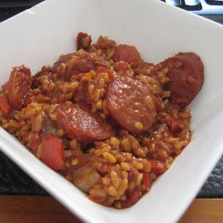 Quick Mediterranean Risotto Recipe