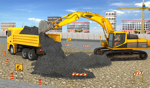 Excavator Simulator - Construction Road Builder 1.0.1 screenshots 19