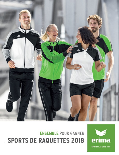 Textile - Tenue de Tennis - Equipement sportif