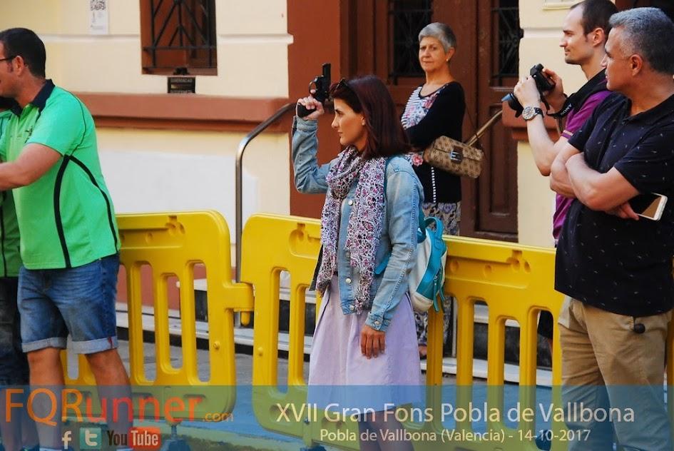 Pistoletazo de salida en el XVII Gran Fons Pobla de Vallbona 2017