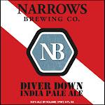 Narrows Diver Down IPA