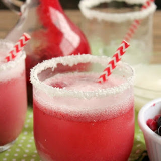 Berry Coconut Spritzer