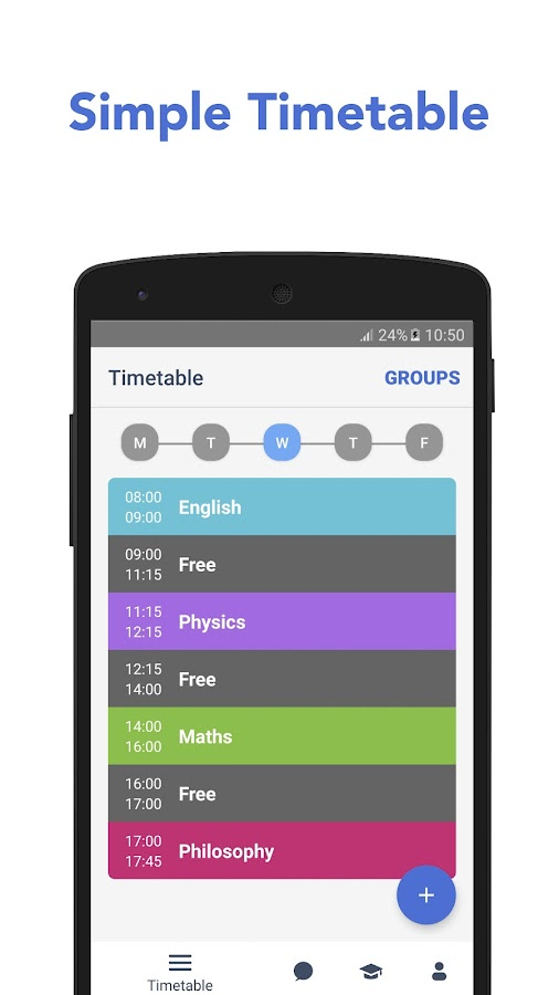 FreeHour - Student App- screenshot