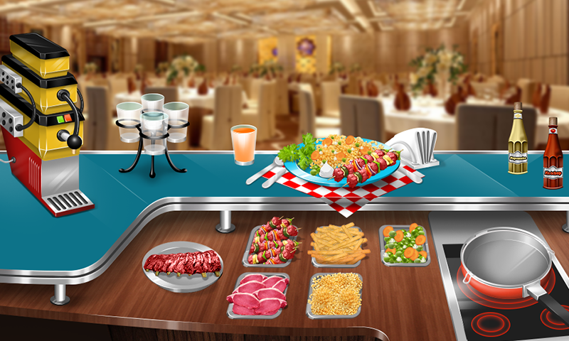 play free online games cooking restaurants