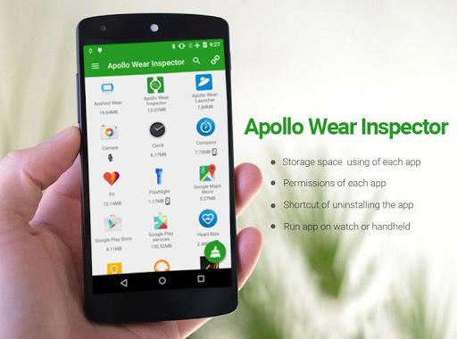 Apollo Wear Inspector
