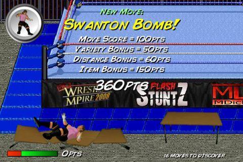 Flash StuntZ (Wrestling) 1.7 screenshots 1